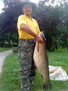 Amur 17kg., 105cm