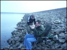 Otmuchów kamienie luty 2008