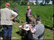 Zawody boleniowe 11 - 05 - 2008 PZW Paczków