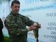 Zawody bukówek 2010 - okoń