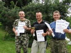 Zawody wędkarskie Kolonia Gaj 12.06.2011